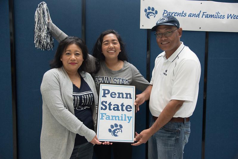 Penn State family